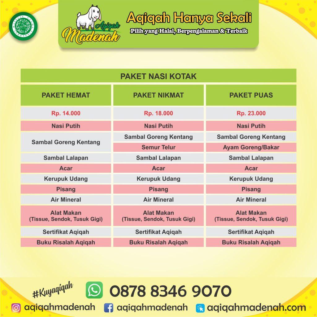 Aqiqah Madenah Bandung